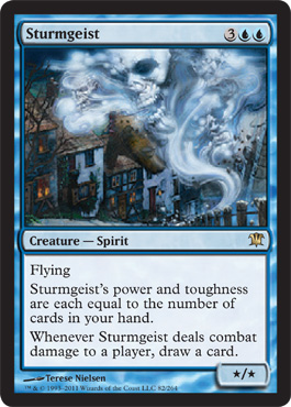 Sturmgeist | Magic: The Gathering Card