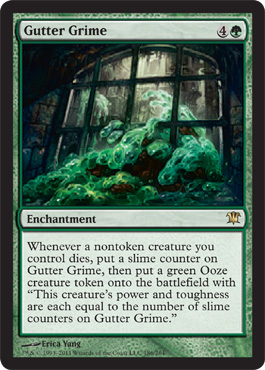 Gutter Grime | Magic: The Gathering Card