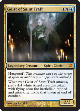 Geist of Saint Traft FOIL