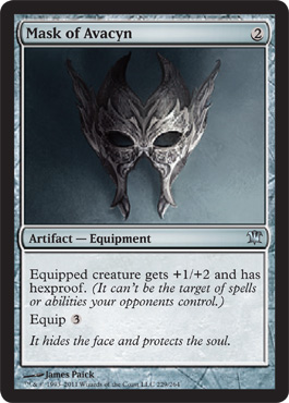 Mask of Avacyn | Magic: The Gathering Card