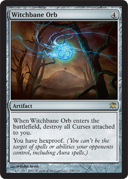 Witchbane Orb | Magic: The Gathering Card