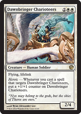 Dawnbringer Charioteers | Magic: The Gathering Card