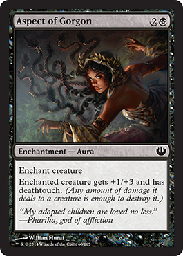 Aspect of Gorgon | Magic: The Gathering Card