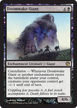 Doomwake Giant | Magic: The Gathering Card