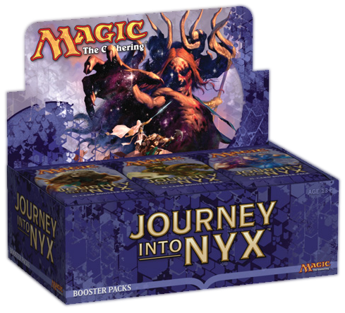 Journey into Nyx Booster Box   Magic  The Gathering Sealed ProductsJourney Into Nyx Planeswalker