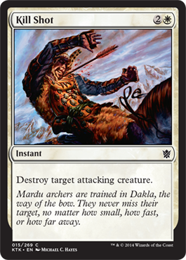 Kill Shot | Magic: The Gathering Card