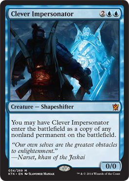 Daily Deal: Clever Impersonator