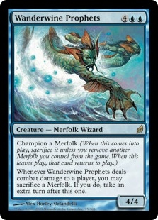Wanderwine Prophets | Magic: The Gathering Card