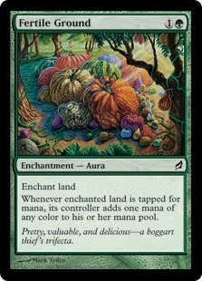 Fertile Ground | Magic: The Gathering Card