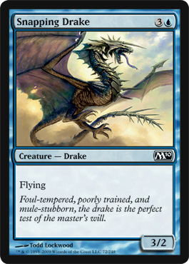 Snapping Drake | Magic: The Gathering Card
