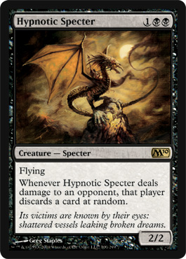 Hypnotic Specter | Magic: The Gathering Card