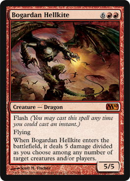 Bogardan Hellkite | Magic: The Gathering Card