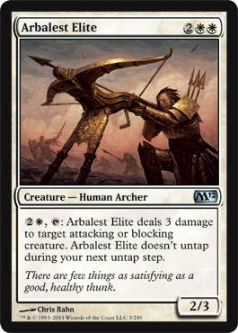 Arbalest Elite | Magic: The Gathering Card