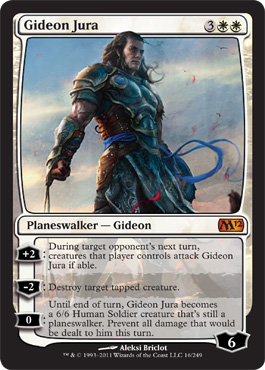 Gideon Jura | Magic: The Gathering Card