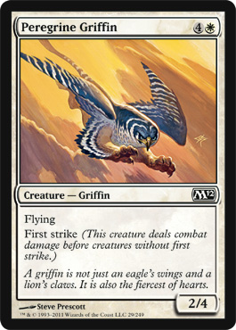 Peregrine Griffin | Magic: The Gathering Card