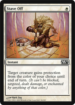 Stave Off | Magic: The Gathering Card
