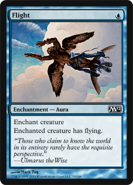Flight | Magic: The Gathering Card