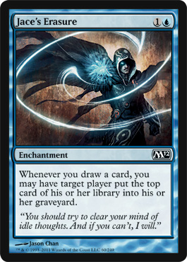 Jace's Erasure | Magic: The Gathering Card