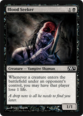 Blood Seeker | Magic: The Gathering Card