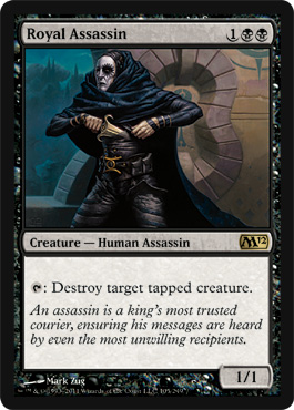 Royal Assassin | Magic: The Gathering Card