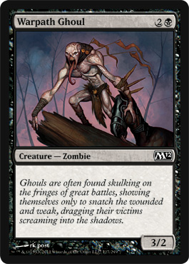 Warpath Ghoul | Magic: The Gathering Card