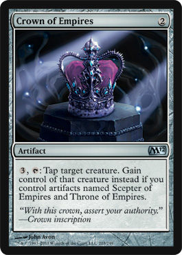 Crown of Empires | Magic: The Gathering Card