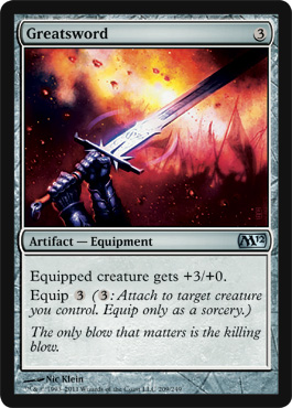 Greatsword | Magic: The Gathering Card