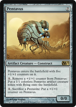 Pentavus | Magic: The Gathering Card