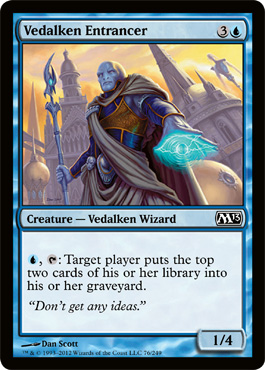 Vedalken Entrancer | Magic: The Gathering Card