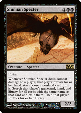 Shimian Specter | Magic: The Gathering Card