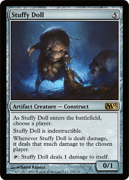 Stuffy Doll | Magic: The Gathering Card