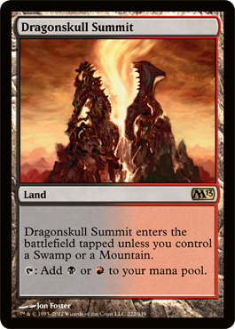 Dragonskull Summit | Magic: The Gathering Card