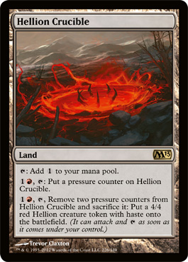 Hellion Crucible | Magic: The Gathering Card