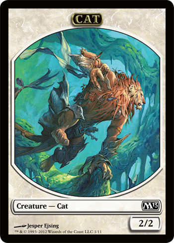 Magic: The Gathering Creature Tokens | Planeswalker's Library