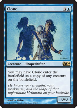 Clone | Magic: The Gathering Card