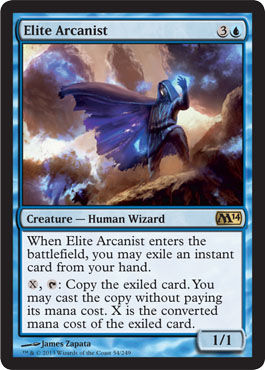 Elite Arcanist | Magic: The Gathering Card