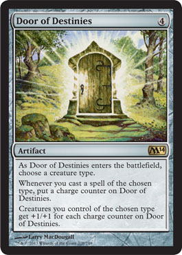 Door of Destinies | Magic: The Gathering Card