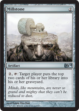 Millstone | Magic: The Gathering Card