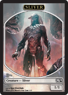 Sliver Token | Magic: The Gathering Card