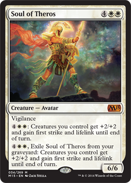 Soul of Theros | Magic: The Gathering Card
