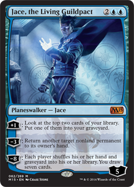 Jace, the Living Guildpact | Magic: The Gathering Card