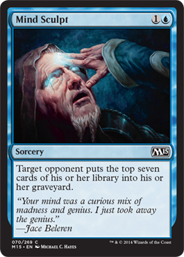 Mind Sculpt | Magic: The Gathering Card