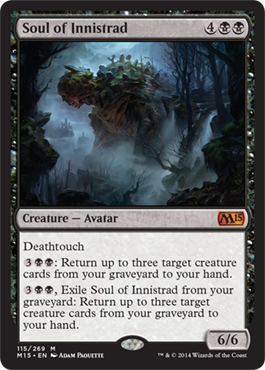 Soul of Innistrad | Magic: The Gathering Card