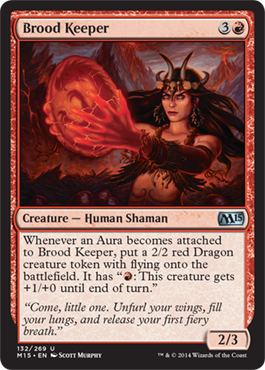 Brood Keeper | Magic: The Gathering Card