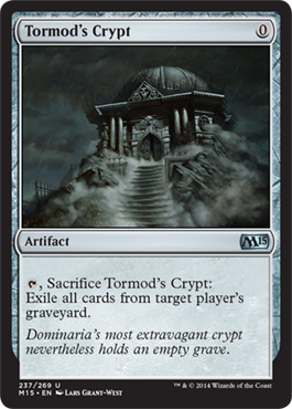 Tormod's Crypt | Magic: The Gathering Card