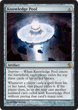 Knowledge Pool | Magic: The Gathering Card