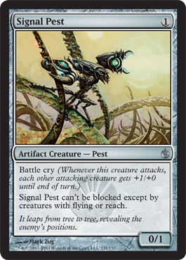 Signal Pest | Magic: The Gathering Card