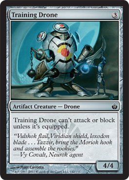 Training Drone | Magic: The Gathering Card