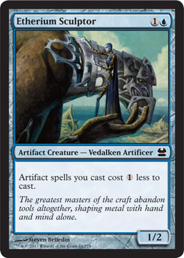 Etherium Sculptor | Magic: The Gathering Card