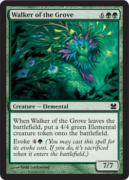 Walker of the Grove | Magic: The Gathering Card